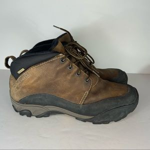 Merrell waterproof trekker boots